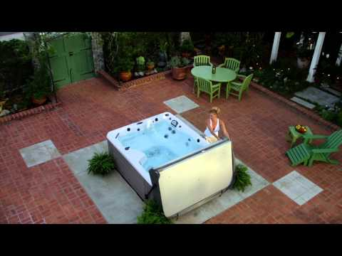 Performance - Caldera Spas and Hot Tubs